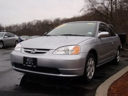 2003 Honda Civic Ex Coupe with automatic transmission
