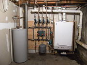HVAC Gas Pool Heating Baxi Boiler  Plumbing Repair Nassua Suffolk Long Island NY