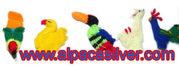 People puppets fingerpuppets rabbit plush