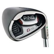 Ping G20 Iron Set with Green Dot for sale