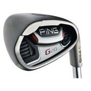 Ping G20 4-PW,  GW Iron Sets with Steel Shafts-Yellow Dot