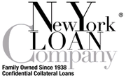 Receive Cash For Your Pawn Items in Minutes! New York Loan Company