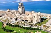 sea view al hamra beach resort hotel apartment for sale
