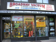 Broadway Vacuum and Appliances Repair Corp.