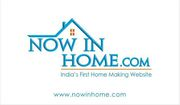Nowinhome is one point solution for the buy/sell/rent or construction