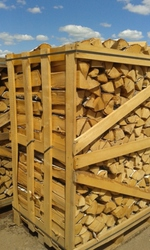 Selling firewood from hardwood