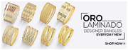 Get The Best SelectionOf Jewelry - Oro Laminado Tata Gold