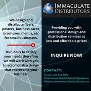 Immaculate Distributors Inc.
