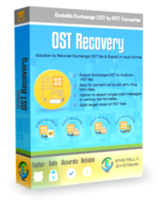 Enstella OST to PST Software