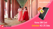 Selling the best of best Korea SIM Card of NeoKoSIM at 18% discount!
