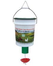 Pail / Bucket & Peckomatic Demand Bird Feeder Kit