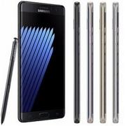 Samsung Galaxy Note 7 N9300 Factory Unlocked Smartphone 64GB (Silver)