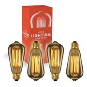 Stunning Vintage Light Bulb - Quality Pendant Lamp - LuxeLight