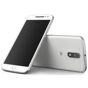 Motorola Moto G Plus 4th Gen White Unlocked Dual Sim 5.5inch 16GB 4G