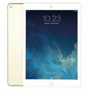 iPad Air 2 Apple A8X 16GB iOS Bluetooth BT Wifi Gold MH0W2LL/A