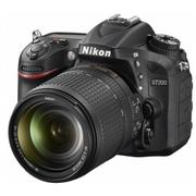 D7200 DSLR Camera with 18-140mm Lens