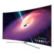2016 Samsung 4K SUHD JS9000 Series Curved Smart TV