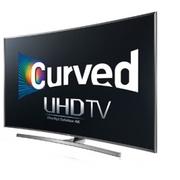 4K UHD JU7500 Series Curved Smart TV