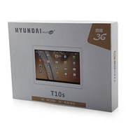 Hyundai T10s MTK8389 Quad Core Tablet PC 10.1 Inch IPS Screen An
