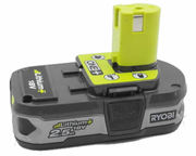 RYOBI ONE+ P102 18 VOLT LITHIUM ION REPLACEMENT BATTERY RB18L25