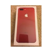 2017 Apple iPhone 7 Plus RED 128GB Unlocked Phone