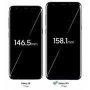 Samsung Galaxy S8 plus SM-G955 6GB RAM 128Gb Midnight Black