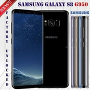 Brand new Samsung Galaxy S8 G950FD Unlocked Phone (64GB) LTE 5.8