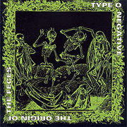 Type O Negative - The Origin Of The .. LP