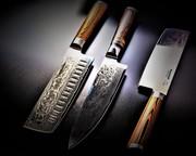 NAGASAKI KNIFE COLLECTION IN KICKSTARTER