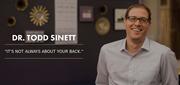 The Best Chiropractor in NYC - Dr. Sinett