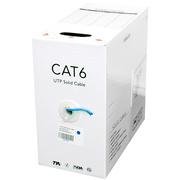 1000FT Cat6 Plenum CMP bulk Ethernet Cable Regal cables