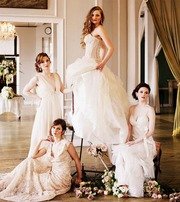 Design Your Dream Wedding Gown from NYC's Best Bridal Salon - Designer