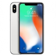 2018 Apple iPhone X 64GB Silver-New-Original, Unlocked Phone