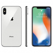 2018 Apple iPhone X 256GB Silver-New-Original, Unlocked