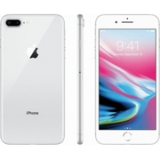 2018 Apple iPhone 8 plus 64GB Silver-New-Original, Unlocked
