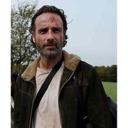 The Walking Dead Leather Jacket