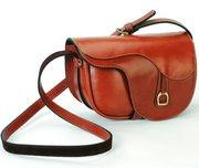 Saddle Styled Handbag Purse For $165