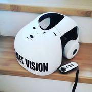 HELMET VISION - Wireless virtual reality helmet