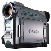 Canon ZR25MC Digital Camcorder with Built-in Dig
