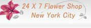 Send flowers NYC - 24x7 Flower Shop