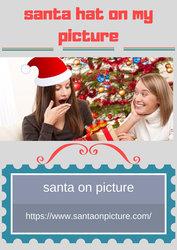 Create santa hat on my picture album