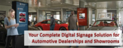 Digital Signage and Displays for Automotive Services in Babylon