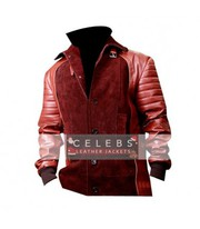 Colton Haynes (Roy Harper) Arrow Season 3 Red Jacket