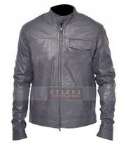 Transformers Shia Labeouf Flap Pocket Grey Jacket