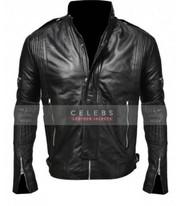 Daft Punk Electroma Replica Leather Jacket