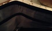 Black Hair Hide Leather Wallet - Hombre / Men's - PI-HHB-6  For $59