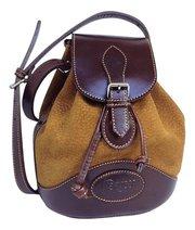 Carpincho / Capybara Drawstring Style Handbag For $125