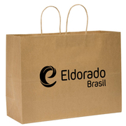 Order Custom Printed Paper Bags from PapaChina
