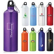 Order Custom Aluminum Bottle at Wholesale Price