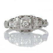 Antique and Vintage Diamond Jewelry NYC